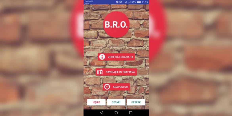 Bulina Rosie Online – aplicatie inventariere cladiri cu risc seismic