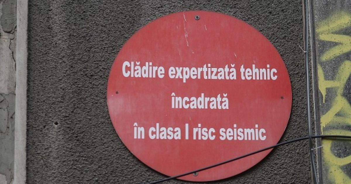 consolidarea cladirilor cu risc seismic